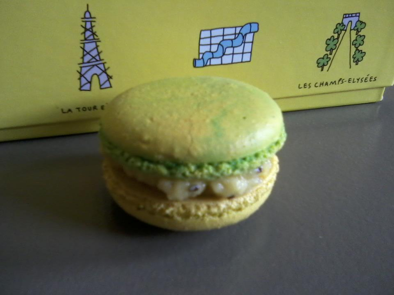 macaron-vert